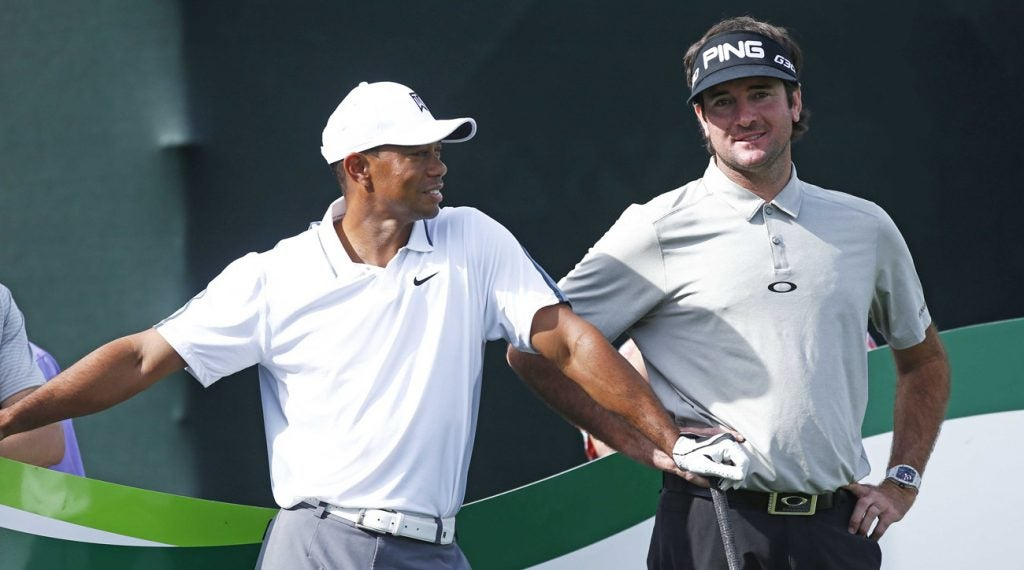 It sure sounds like Tiger has legit reasons for blocking Bubba Watson.