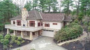 Arnold Palmer's home.