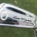 Ben Hogan's iron.