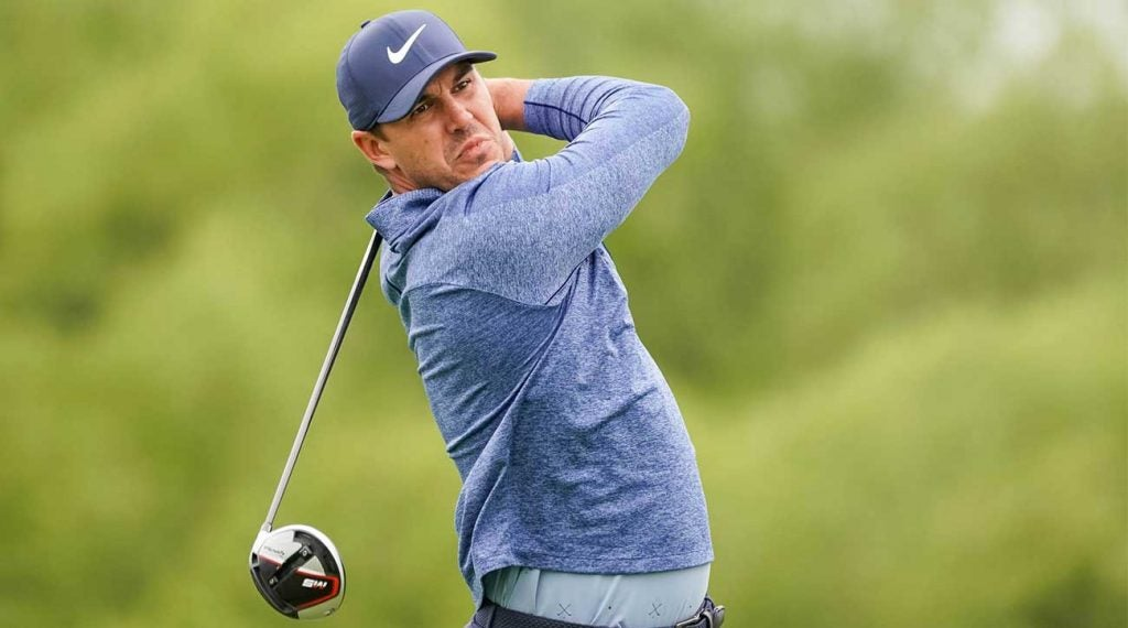 Brooks Koepka has been a popular pick to repeat as PGA champ.