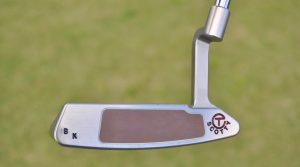 Brooks Koepka's Scotty Cameron Newport 2 T10 putter.