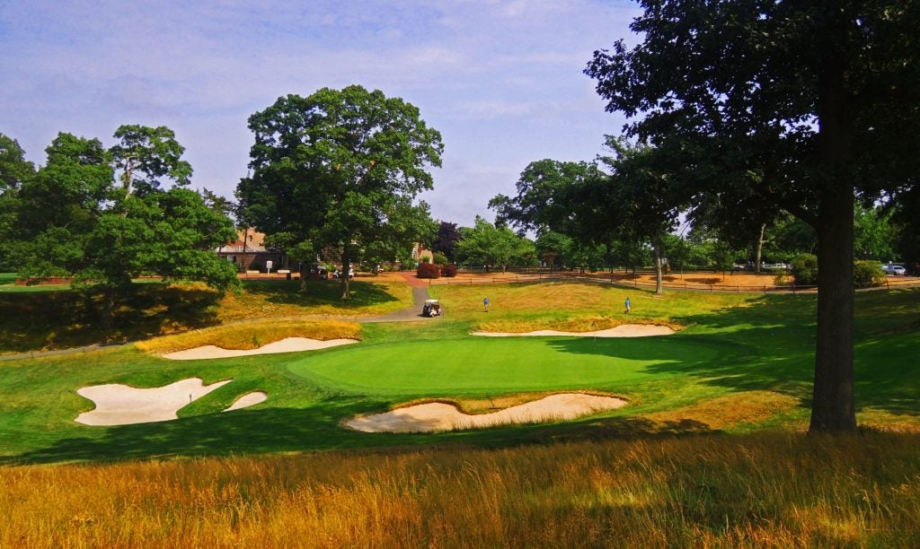 Bethpage Red is the other gem at Bethpage State Park.