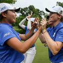 The Duke women's golf team won its seventh team title in team history.