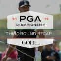 Brooks Koepka during PGA Championship third round