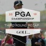 Brooks Koepka during PGA Championship third round