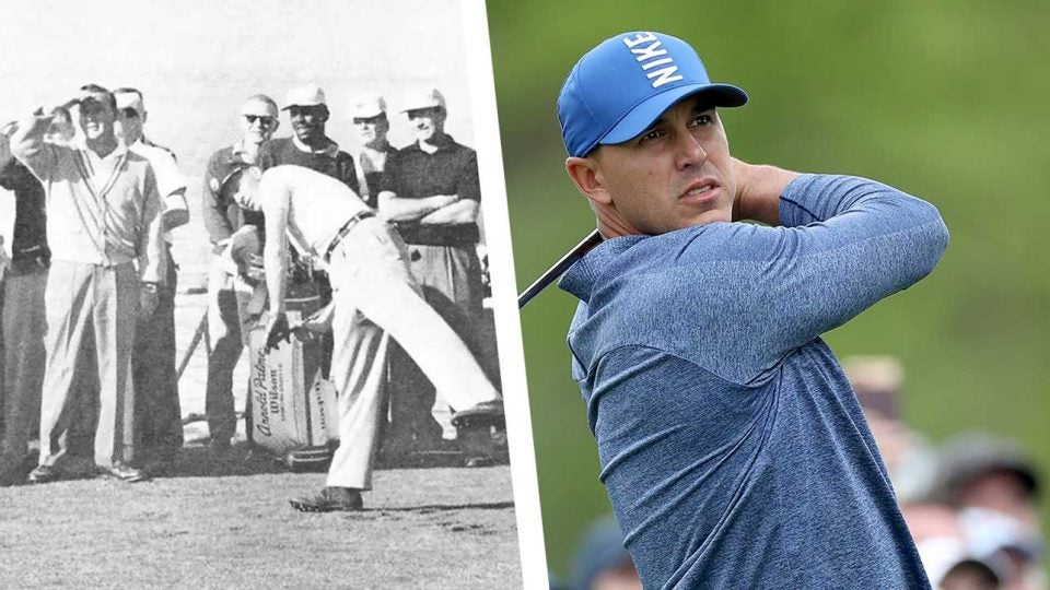 Brooks Koepka's athletic roots runs deep.