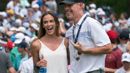 Jena Sims, Brooks Koepka's girlfriend
