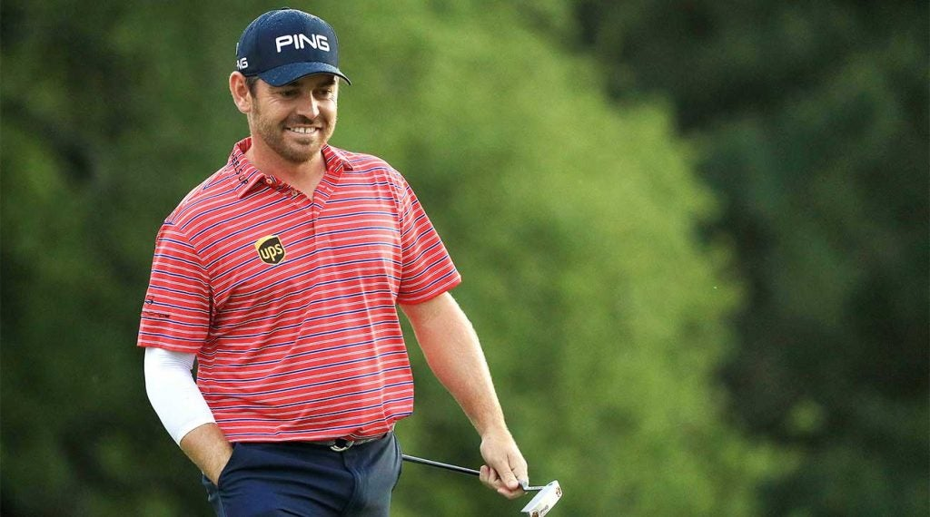 Louis Oosthuizen has already won one major. Can he grab another?