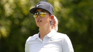 Michelle Wie called out Hank Haney on Wednesday.
