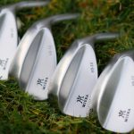Miura Milled Tour High Bounce wedges