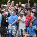 New York golf fans at 2019 PGA Championshp at Bethpage