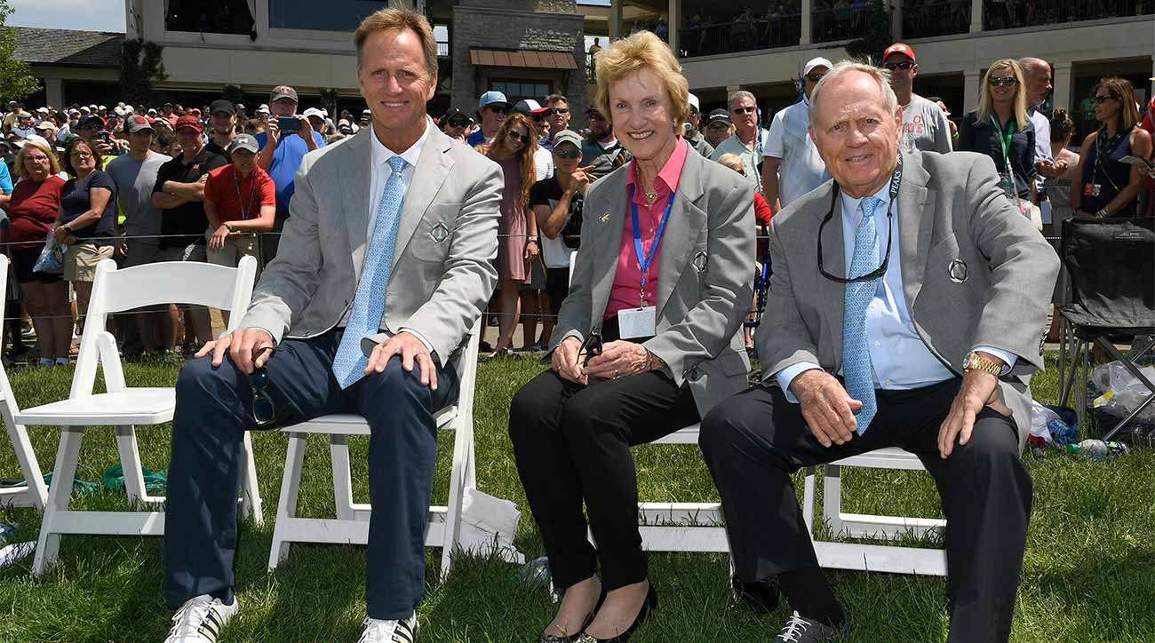 Jack Nicklaus reveals his greatest accomplishment, and it's not golf