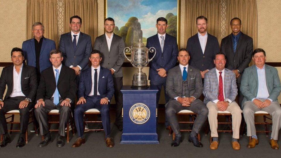 PGA Champions dinner
