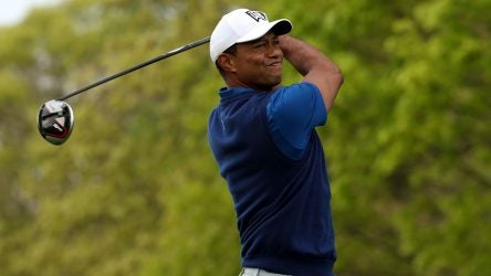 PGA CHampionship tee times: Friday's second round