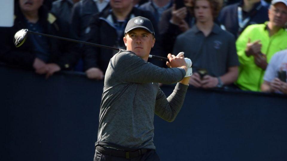 PGA Championship tee times: Saturday's third round, Jordan Spieth