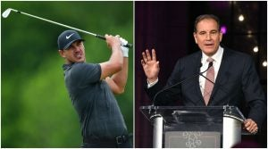 Jim Nantz Brooks Koepka