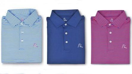 Rhoback golf shirts