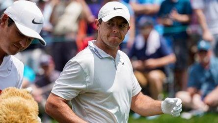 Rory McIlroy Europena Tour membership: McIlroy at 2019 Wells Fargo