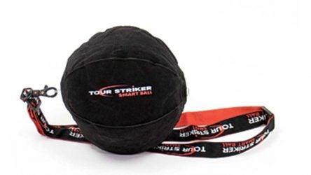 The Tour Striker swing aid.