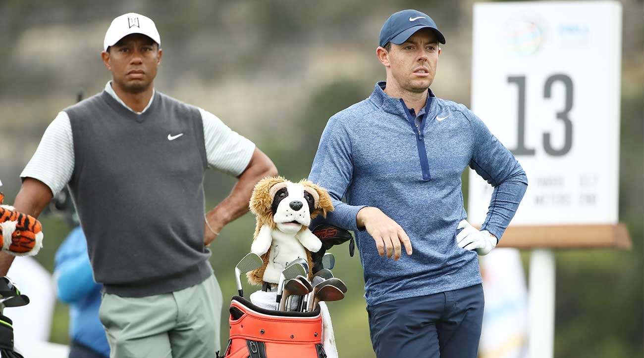 Who Is Most Likely To Challenge Tiger Woods As The World's
