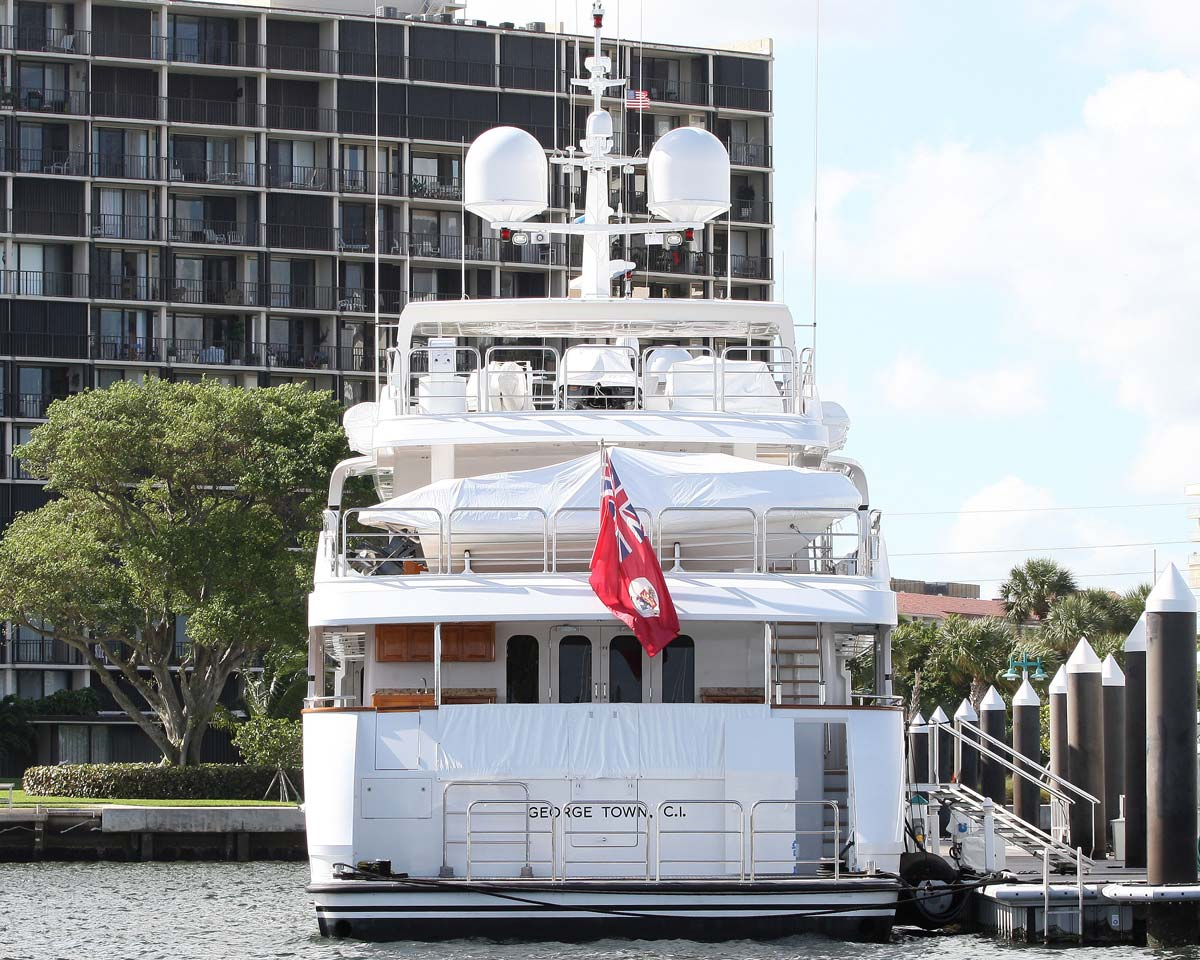 tiger woods u0026 39  yacht  11 numbers to know about tiger u0026 39 s