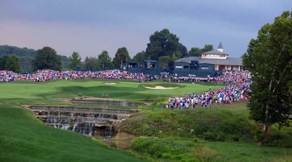 Valhalla Golf Club guérit le championnat PGA 2014.