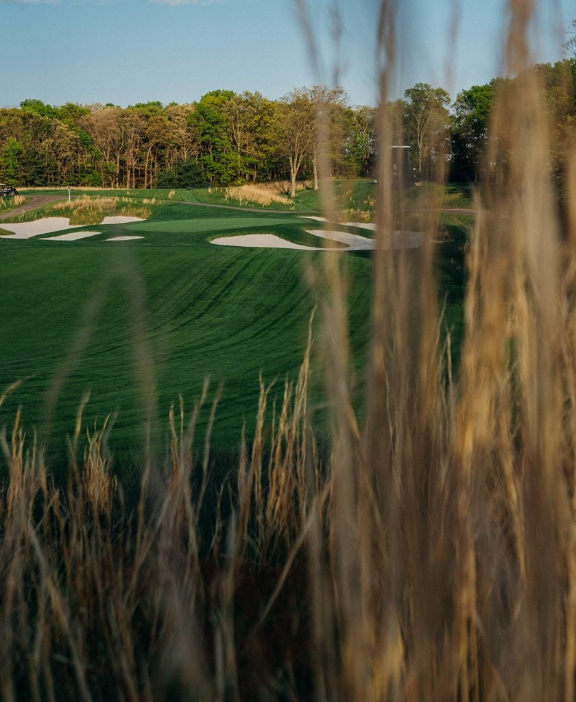 Bethpage's fescue is intense.