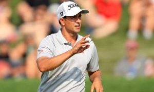 Adam Scott, Saturday, Memorial Tournament