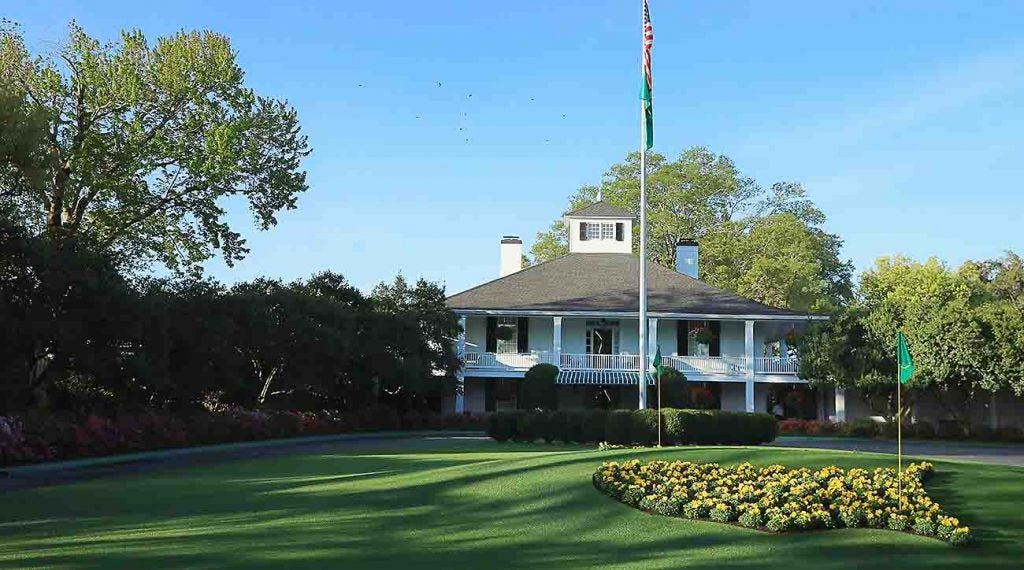 There's nothing like Magnolia's blooming, spring beginning and the shot of Augusta National ushering in golf's most prestigious event.