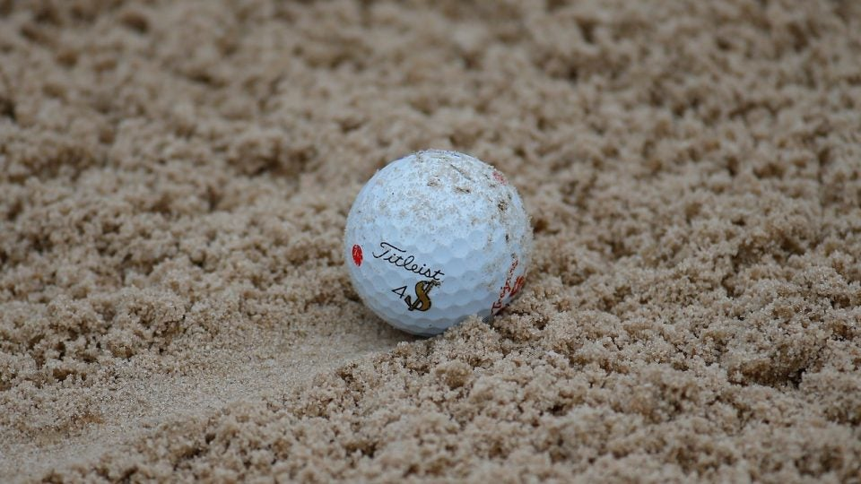 Will sand and normal wear and tear affect ball performance?