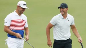 Brooks Koepka Gary Woodland