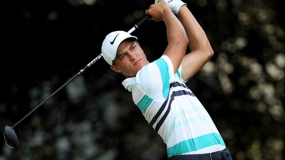 Cameron Champ, Friday, Rocket Mortgage Classic