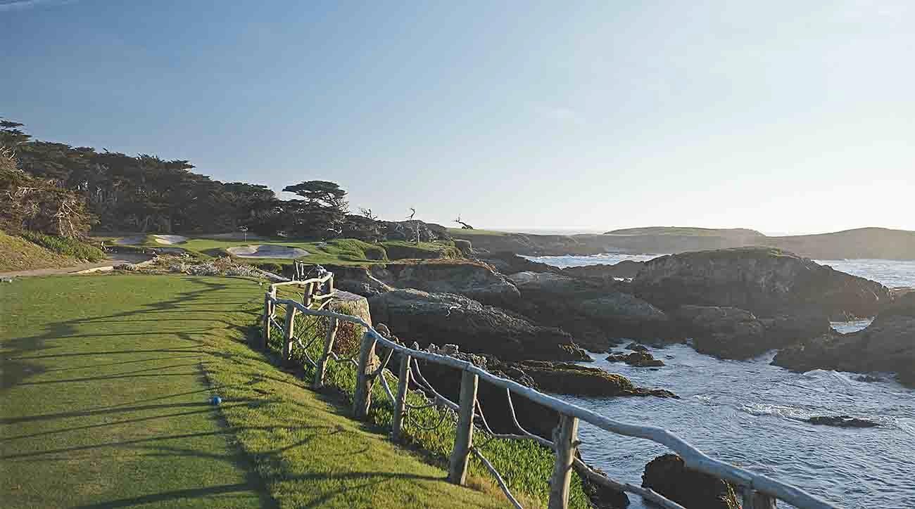 Hello, Cypress Point: Best course on Monterey Peninsula isn