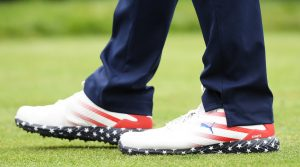 Gary Woodland shoes