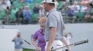Gary Woodland, Amy Bockerstette