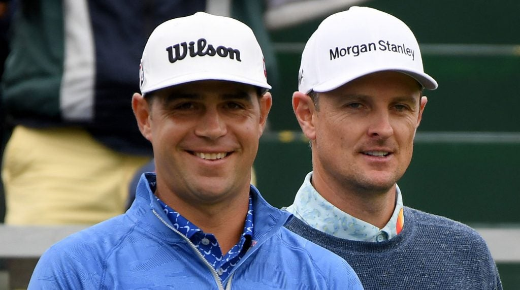 Will the 2019 U.S. Open champion come from the final-round pairing of Gary Woodland and Justin Rose?
