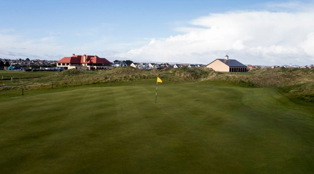 Royal Portrush will host the Open Championship in July.