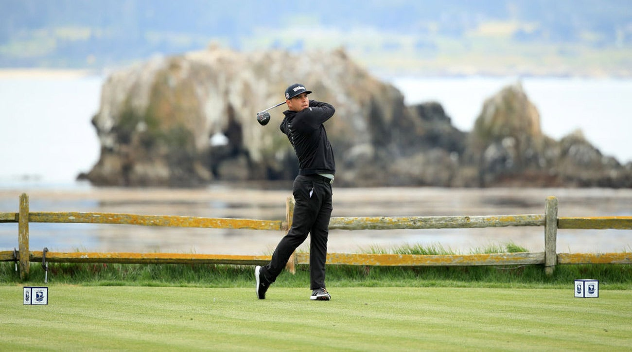 809889508b 2019 U.S. Open Live Coverage: Highlights from Friday's second round at  Pebble Beach. By GOLF Editors