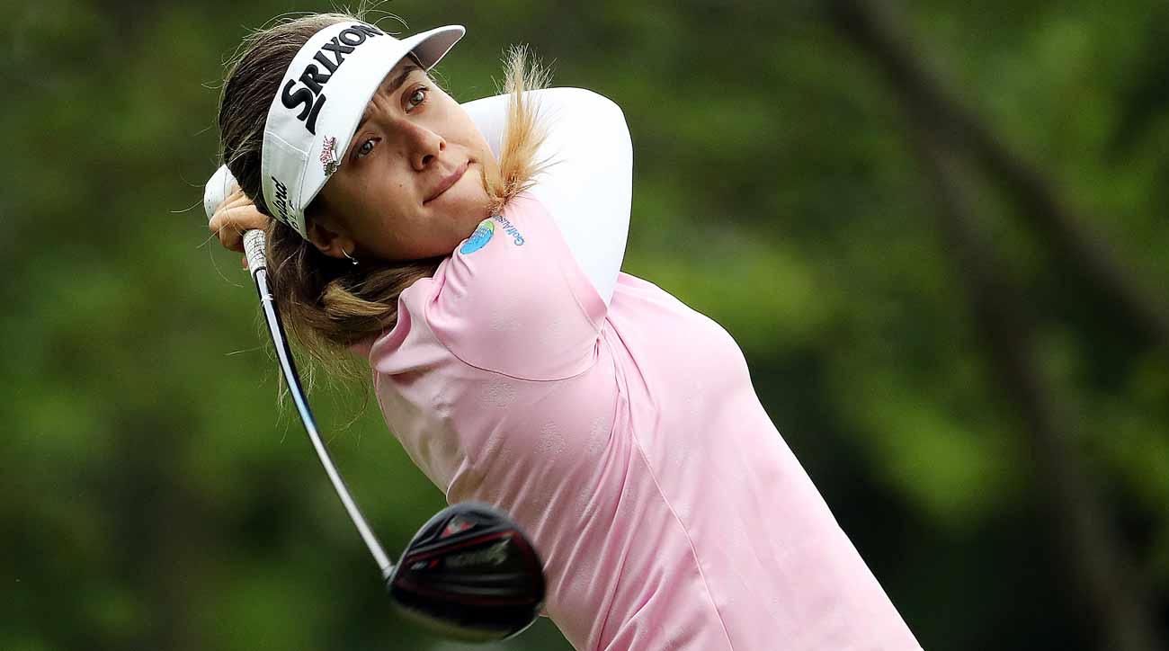 Que manque-t-il dans la route 3 du championnat féminin KPMG PGA   – abdomino