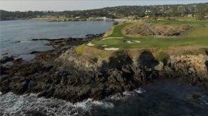 2019 U.S. Open golf course