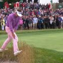 Ian Poulter whiff us open quad