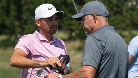 Jason Day Steve Williams