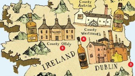 Ireland whiskey