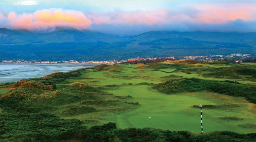 Royal County Down was founded in 1889.