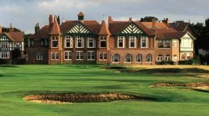 UK royal golf courses
