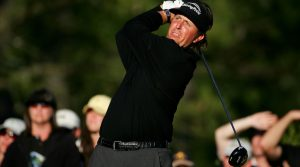 Phil Mickelson employed two drivers for the first time at the 2006 Masters.