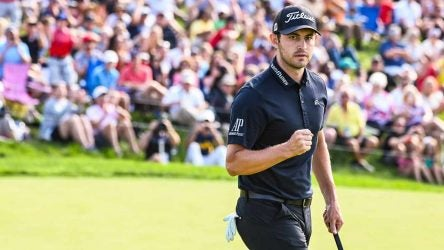 patrick cantlay memorial smile