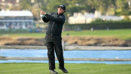 Phil Mickelson, Pebble Beach Pro-Am 2019