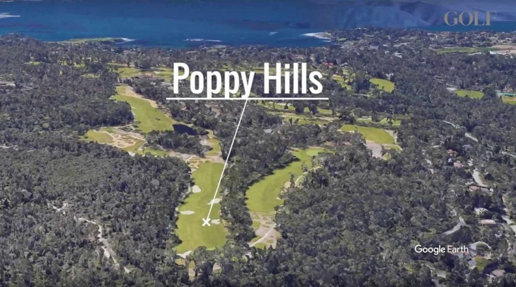 Poppy Hills plays firmer and faster after a 2014 renovation.