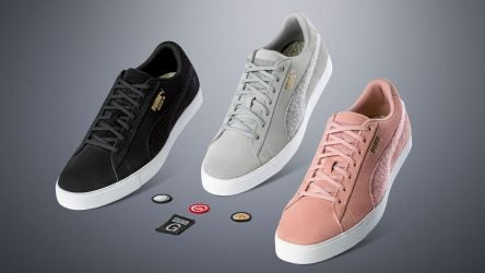 Puma Suede G Patch